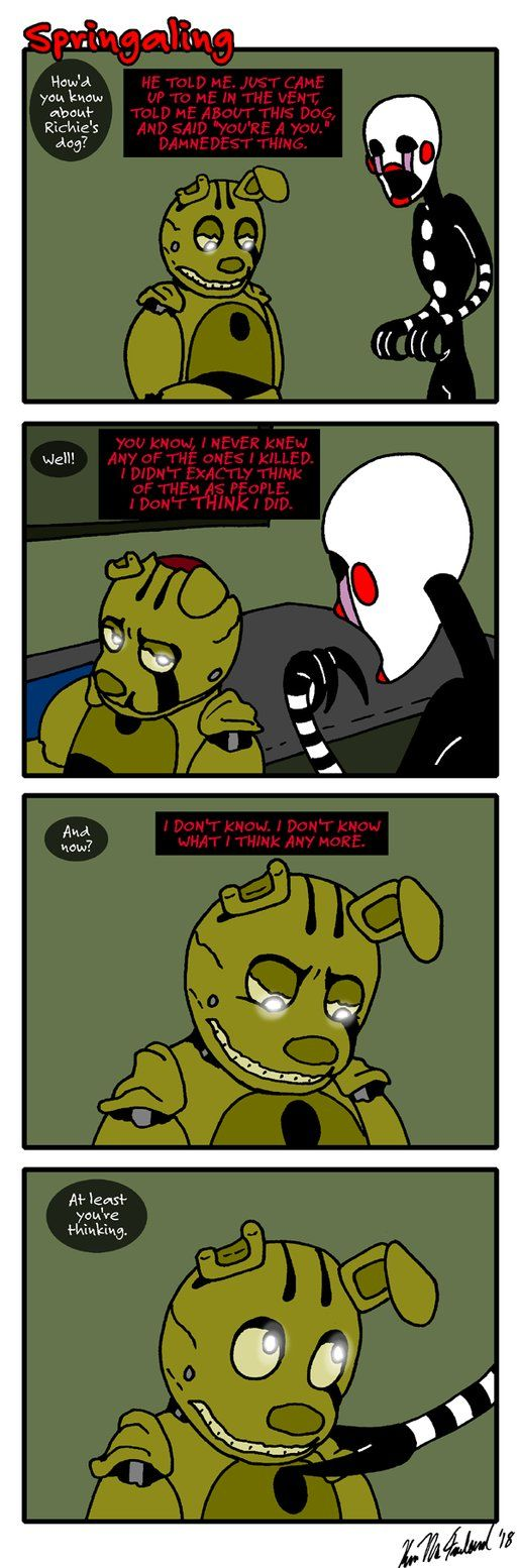 Springaling 311: It Puts The Lotion On Its Skin by ...
