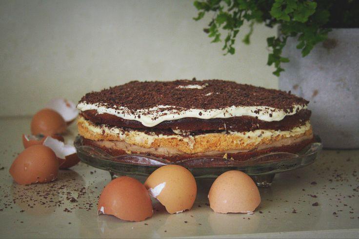 Multi-Layered Chestnut Gateaux! | #healthy #dessert #recipes