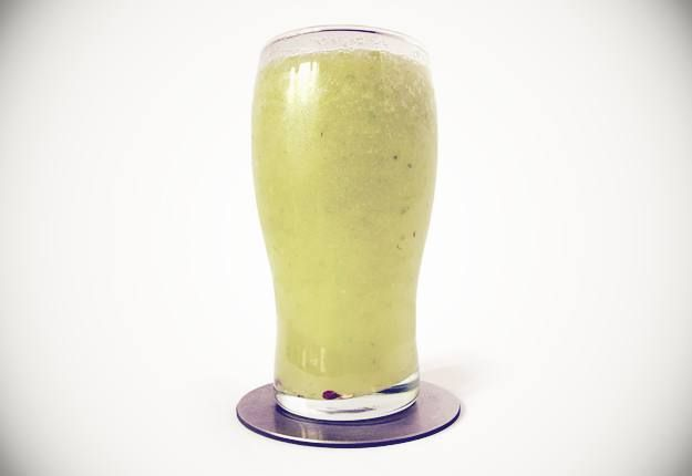 A fantastic smoothie recipe for all you mums suffering with morning sickness! This delicious smoothy provides a great, nutrient packed start to the morning, when you may not be feeling so great! It can be prepared in minutes and the calming ginger is great on a sensitive stomach.