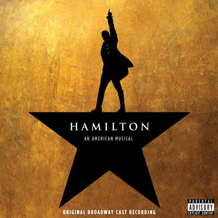 Hamilton (Original Broadway Cast Recording) by Lin-Manuel Miranda