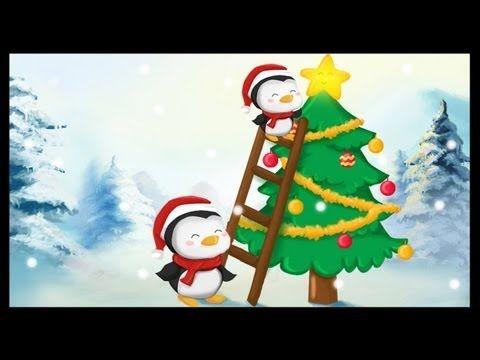 ▶ Chanson de Noël : Mon beau sapin - YouTube
