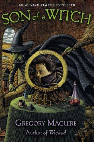 Son of a Witch- Gregory Macguire. The book following Wicked. This book's about Liir.