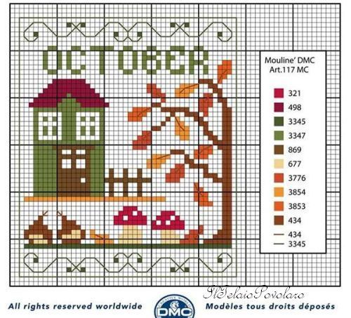 ... giusto per recuperare il ritardo di Settembre ci anticipiamo con Ottobre e i suoi colori e sapori caldi dell'autunno http://www.iltelaiopovolaro.it/