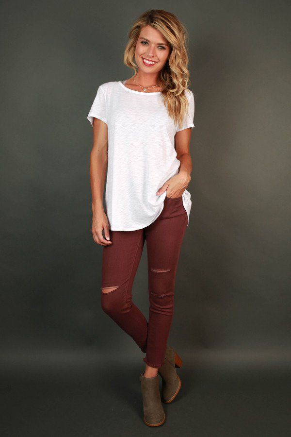 22 luxury Maroon Pants Outfit For Women u2013 playzoa.com