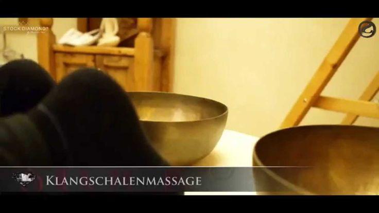 KLANGSCHALEN-MASSAGE im STOCK DIAMOND SPA im 5 Sterne Wellnesshotel STOC...