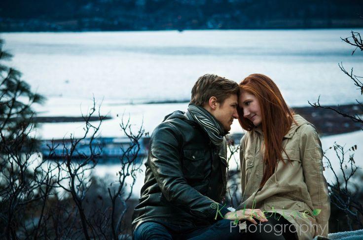 A beautiful couple shoot in Kelowna BC.