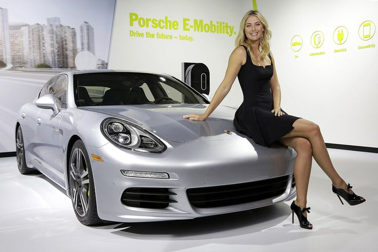 Maria Sharapova And Porsche. The Best Combination | Favcars.net - Part 7