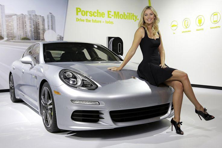 Maria Sharapova And Porsche. The Best Combination | Favcars.net - Part 7