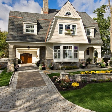 Traditional Exterior Design, Pictures, Remodel, Decor and Ideas - page 21