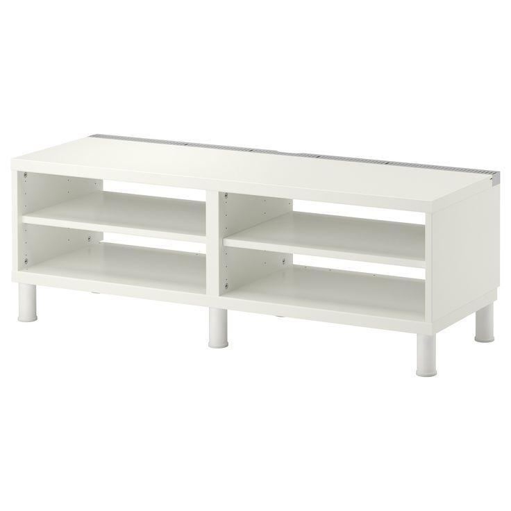 best meuble t l blanc ikea meubles pinterest. Black Bedroom Furniture Sets. Home Design Ideas