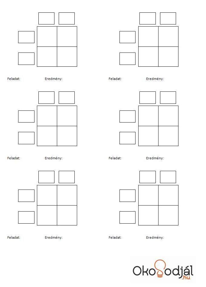 Algebra- feladatlap- zárójelfelbontás  Algebra- worksheet- bracket resolution