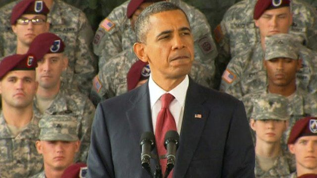 "ENDED: War In Iraq - US President Barack Obama has marked the end of the Iraq war by applauding the ""extraordinary achievement"" of US troops in a conflict he firmly opposed."