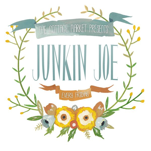 Lovely DIY Projects Feature and Junkin Joe Linky Party The Cottage Market Januar