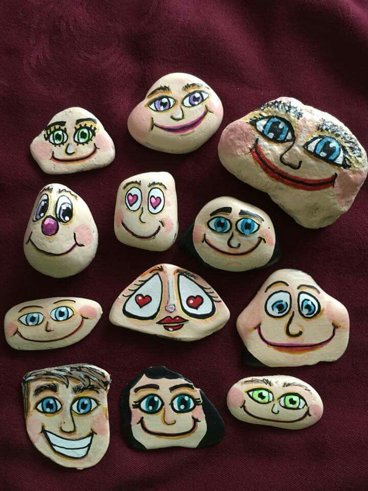 Pin By Julia Federle On Painted Rocks Of Kindness From Columbus In Rocks Stone Painting Stone Art Painted Rocks