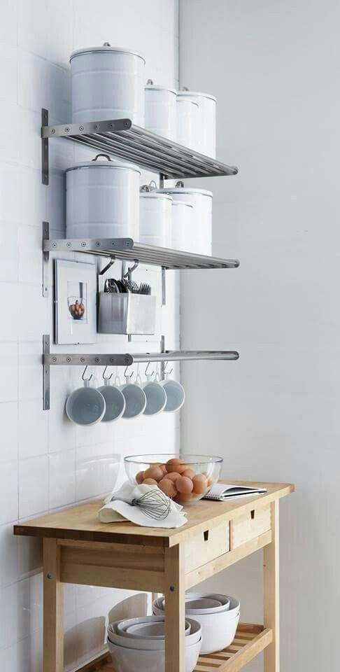 128 besten Kitchen Bilder auf Pinterest | Kleine küchen, Küchen ...