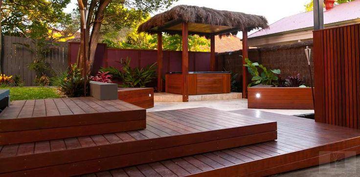 Outdoor Pavers Brisbane : Utopia landscape design brisbane landscaping ideas decks