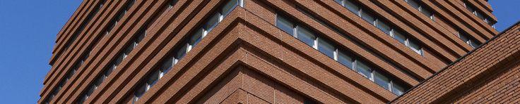 Collection textures bricks in Wienerberger Company.  Wienerberger - Texturen http://www.wienerberger.nl/gevel/texturen