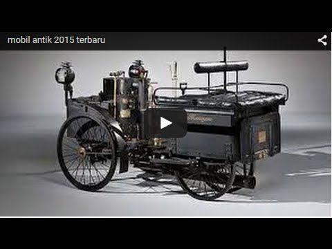 mobil antik  2015 terbaru