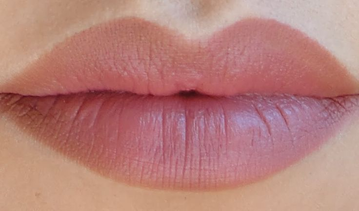 MAC spice liner + twig lipstick..
