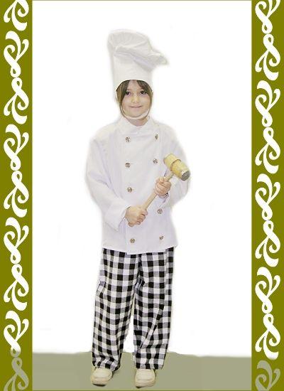 kostým kuchař, půjčovna Ladana