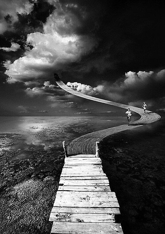 черно белые картинки со смыслом жизни меня ругал, мне