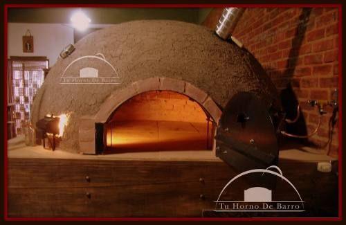 Hornos de barro pizzeros comerciales amplia experiencia - Hornos de barro ...