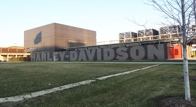 Harley Davidson Museum | Harley-Davidson Museum: Admission price, hours, parking, photo policy