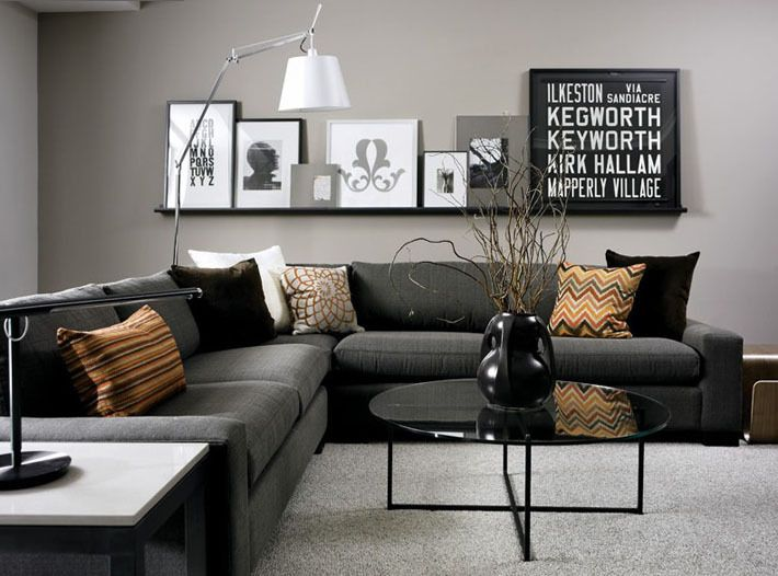 20 Fantastic Grey Living Rooms   The Grey Home Part 46