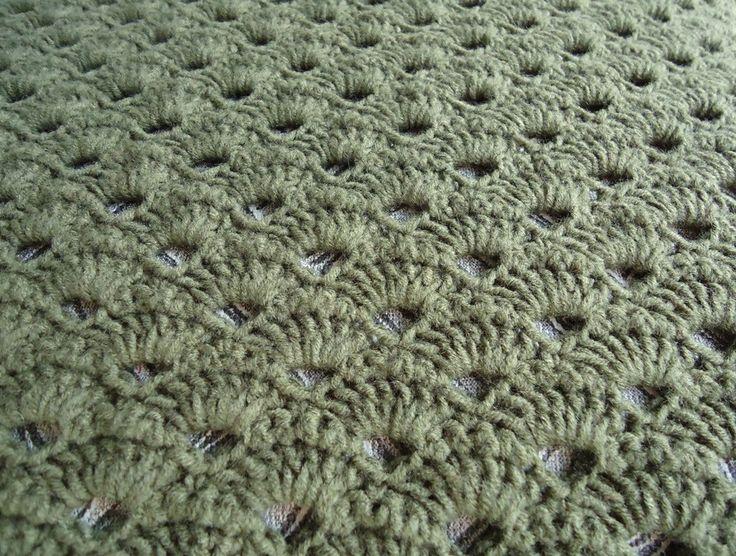crochet blanket patterns | CROCHET SHELL STITCH PATTERN | CROCHET PATTERNS