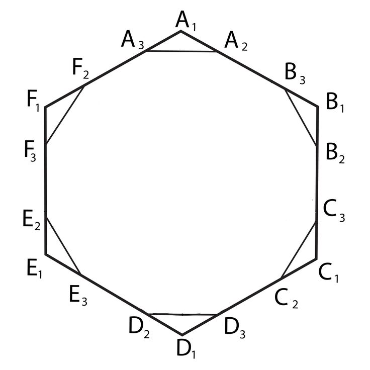 In 1914, the famous mathematician Henri Lebesgue sent a letter to a pal named Pál. And in this letter he challenged Pál to find the convex set with smallest possible area such that every set of diameter 1 fits inside.  More precisely, he defined a universal covering to be a convex subset of the plane that can cover a translated, reflected and/or rotated version of every subset of the plane with diameter 1. And his challenge was to find the universal covering with the least area.