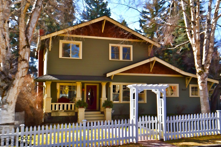 1000 Images About Bend Oregon Cottages Craftsman Homes