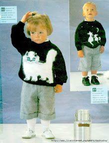 Детские модели спицами (мальчиковые и общие) - Tatiana Alexeeva - Álbumes web de Picasa