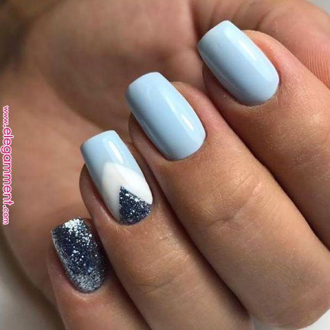 Finest Nail Designs for 2018 – 65 Trending Nail Designs – Finest Nail Artwork