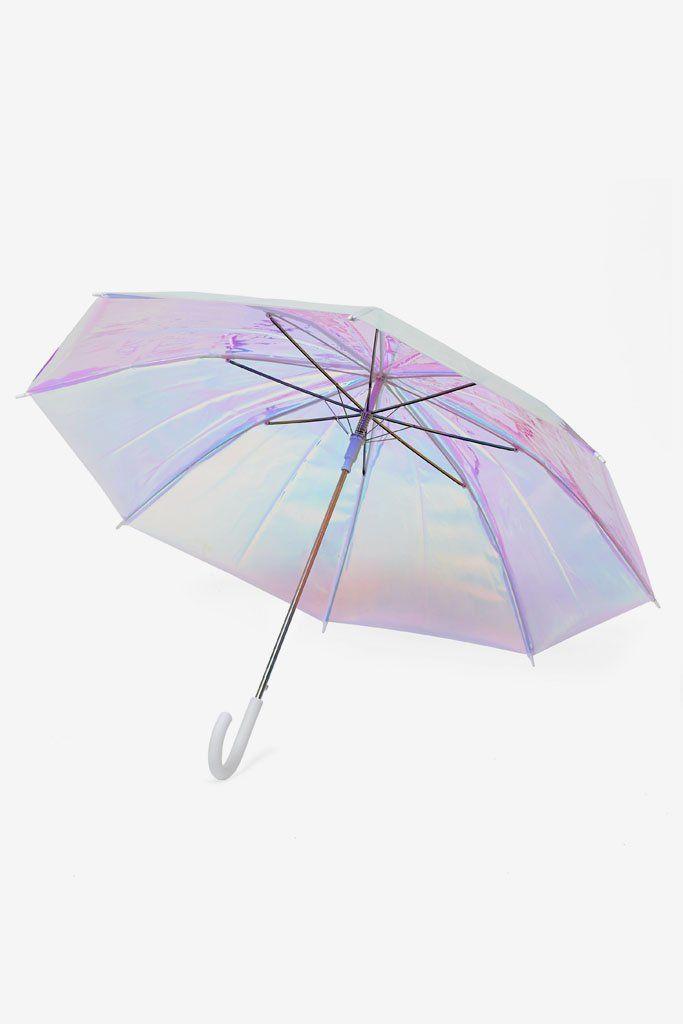 Holographic Umbrella Umbrella Kawaii Umbrella Holographic