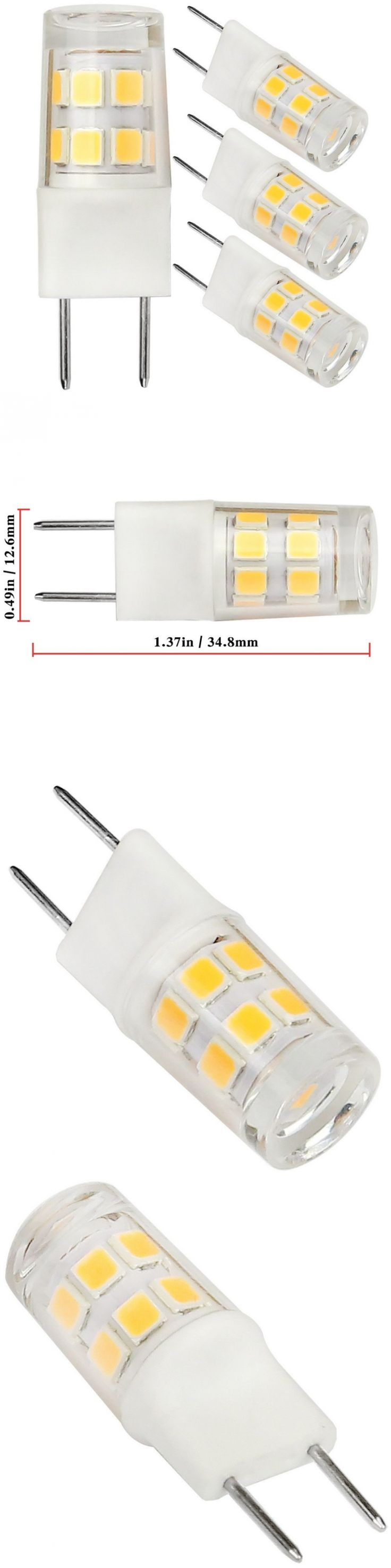 12w led 5050smd corn bulb spot light warm white lamp g4 ebay - Light Bulbs 20706 New G8 Led Bulb Warm White 3000k 2 5w 25w Equivalent Halogen