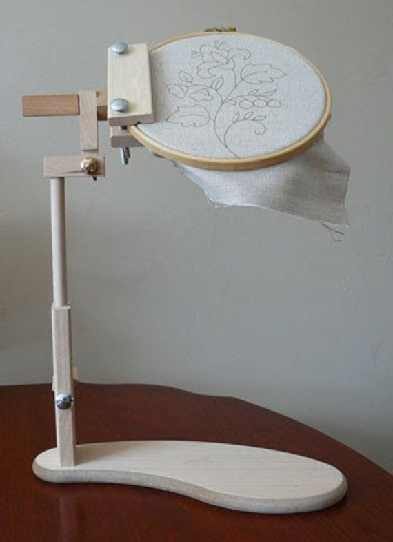 Elbesee Versatile Table Clamp Embroidery /& Tapestry Stand for Hoop or Frame