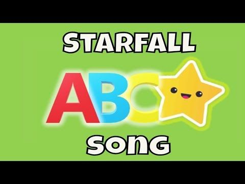 Starfall ABC Song Lyrics Animations - Starfall Alphabet Song