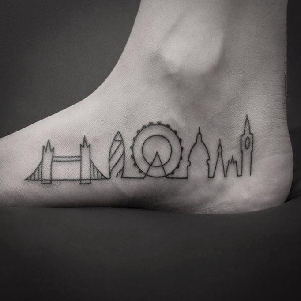 Best 25+ London Tattoo Ideas On Pinterest