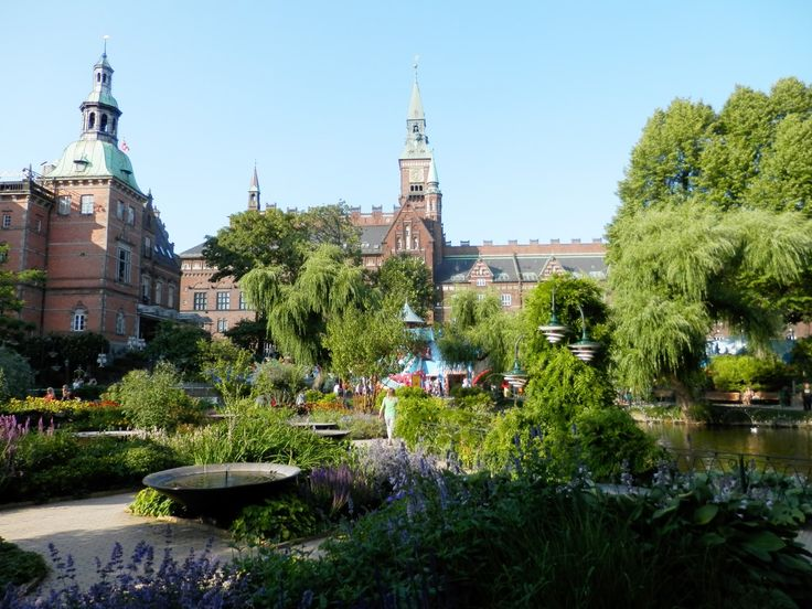 52 best Tivoli Gardens images on Pinterest | Tivoli gardens ...