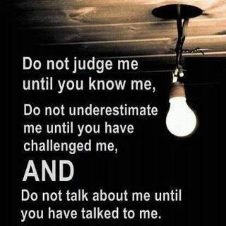Judgemental Quotes Truth. QuotesGram