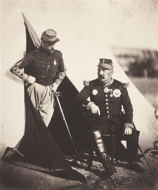 Guerre de crimée - Crimean war.
