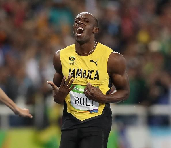 Usain Bolt: Superstar Jamaican Sprinter Olympic Conquerer and Reigning World's Fastest Man