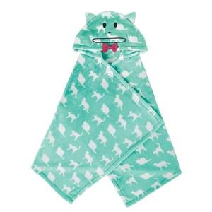 Cat Korat Hoodie Blanket, 29€, now featured on Fab.