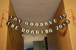 Roaring Twenties Party | Roaring 20s Party