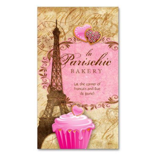 Eiffel Tower Bakeries Cake Shops