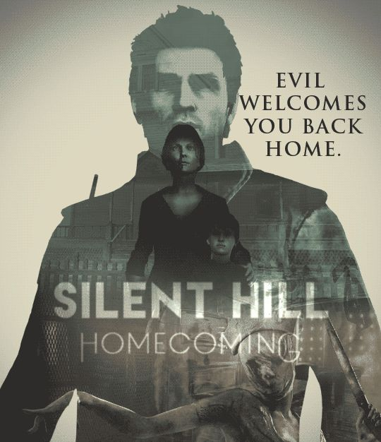 Silent Hill Homecoming — Motion Poster