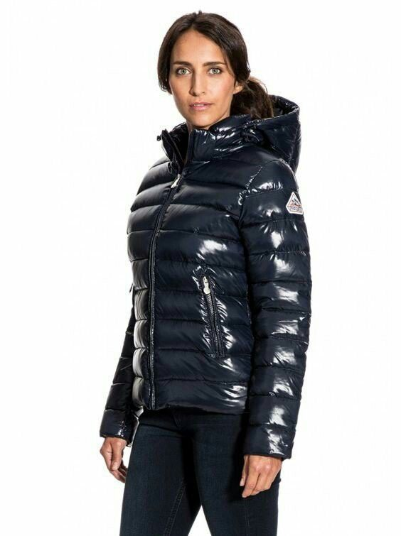 Puffy puffer coat vest fetish