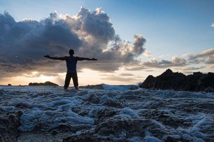 Tobago waves. By kerron riley