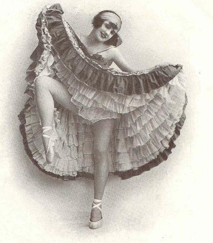 Moulin Rouge 1920's by barbebleu2006, via Flickr