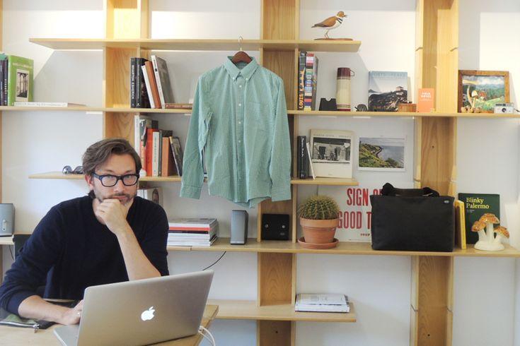 ジャック・スペード=本!? 趣向を凝らした企画がアップされています。-FASHION NEWS(ファッションニュース)「HOUYHNHNM(フイナム)」